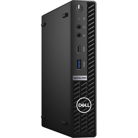 Системный блок Dell Optiplex 5080-6819 Micro (черный)