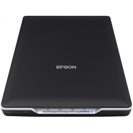 Сканер Epson Perfection V19 (черный)